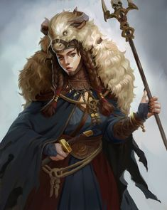 A place to share and appreciate fantasy and sci-fi art featuring reasonably portrayed women. Fantasy Races, Fantasy Warrior, Fantasy Rpg, Fantasy Girl, Dark Fantasy, Fantasy Adventurer, Dnd Characters, Fantasy Characters, Female Characters