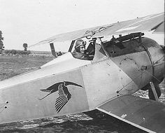 World War I, Wwi, Airplane, Planes, Camouflage, Fighter Jets, Aviation, Aircraft, Germany