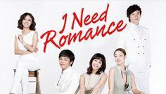 10 of 10   I Need Romance (2011) Korean Drama - Romantic Comedy   Choi Jin Hyuk & Kim Jeong Hoon
