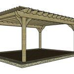 12x14 Outdoor Shelter Plans | Free Gazebo Plans in 2019 ...