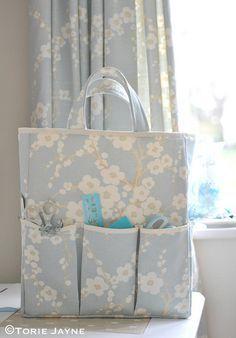 Craft Storage Bag sewing tutorial 21 More