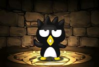 Bad Badtz-Maru - Puzzle & Dragons Wiki - Wikia Puzzles And Dragons, Bat Signal, Superhero Logos