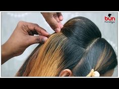 New Bridal Hairstyle Tutorial For Long Hair. Easy Party Hairstyles, Wedding Guest Hairstyles, Bun Hairstyles For Long Hair, Everyday Hairstyles, Latest Hairstyles, Diy Hairstyles, Puff Hairstyle, Beautiful Hairstyles, Bun Updo