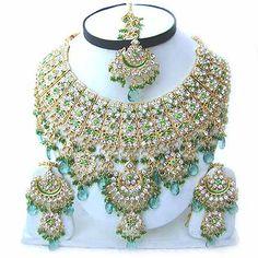Diamond Bridal Jewelry Set NP-10