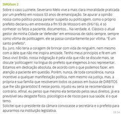 RN POLITICA EM DIA: SEVERIANO MELO: VEREADOR INDIGNADO DIZ EM GRUPO DE...