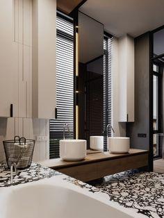 Luxury Homes Interior, Luxury Home Decor, Cheap Home Decor, Modern Interior, Washroom Design, Bathroom Design Small, Bathroom Interior Design, Apartment Projects, Apartment Interior