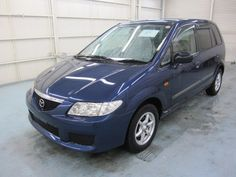 Mazda Premacy 2002 a fabulous Japanese Used Car   #Mazda #Premacy #JapaneseUsedCars