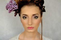 Makeup, makeupartist, makijaż, makijaż dzienny, Hoop Earrings, Crown, Makeup, Artist, Jewelry, Fashion, Make Up, Moda, Corona