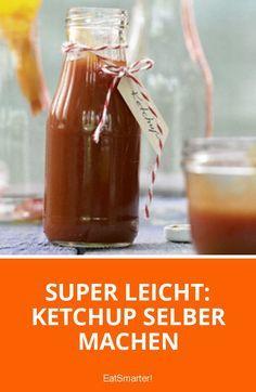 Super leicht: Ketchup selber machen   eatsmarter.de