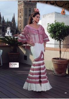 Retama - Creaciones Maricruz Shoulder Dress, Beautiful Women, Dresses With Sleeves, Formal, Lady, Long Sleeve, Beige, Fashion, Templates