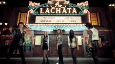 에프엑스 f(x)_ LA chA TA(라차타) _ MusicVideo (such an amazing Debut Song and Video)