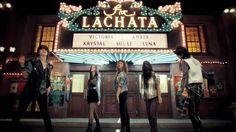 에프엑스 f(x)_ LA chA TA(라차타) _ MusicVideo (such an amazing Debut Song and Video)