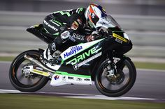 T H R O W B A C K  Drive M7 SIC Racing Team, Moto 3 2015 at Qatar