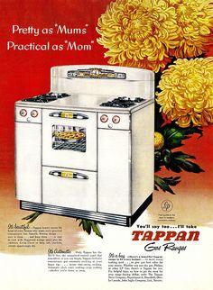 Tappan Gas Range