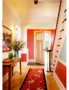 foyer design idea - Home and Garden Design Ideas