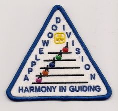 Girl Guides Canada Patch - APPLEWOOD DIVISION PATCH