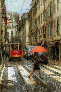 "☂ Jour de pluie - Illustrations"" ☂ by Eduard Gordeev"