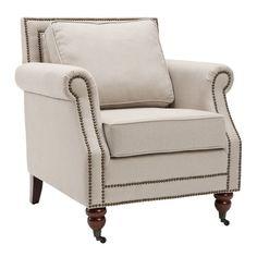 Barlow Club Chair.