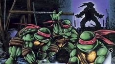 Teenage Mutant Ninja Turtles (History) – Comic Basics