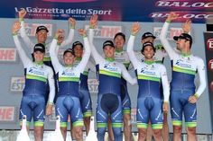 Lancaster retires from Orica GreenEdge & moves to Team Sky as DS.  (Photo: Cycling: 98th Tour of Italy 2015 / Stage 1)