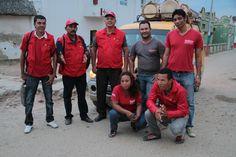 El equipo departamental Magdalena Centro