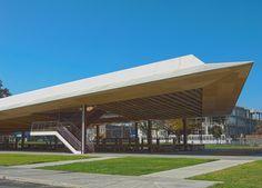 Ultra-High Performance Concrete Roof Canopy Portable Gazebo, Roof Repair, Car Repair, Precast Concrete, Canopy Cover, Canopy Tent, Fairy Houses, Restoration, Architecture