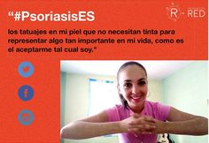 Suu comparte su foto para #PsoriasisEs. #Psoriasis #ArtritisPsoriásica #Piel #Skin