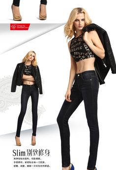 Check out HG#X08 2015 new a... today! http://www.digdu.com/products/hg-x08-2015-new-arrival-solid-skinny-jeans-women-mid-waist-black-slim-denim-pants-female-elegant-style-jeans-high-quality?utm_campaign=social_autopilot&utm_source=pin&utm_medium=pin