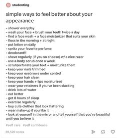 Astonishing Mindset Healthy Weight Check Up Ideas. Ineffable Mindset Healthy Weight Check Up Ideas. Dermatillomania, Vie Motivation, School Motivation, Check Up, Glow Up Tips, All Meme, Self Care Activities, Self Improvement Tips, Self Care Routine
