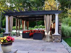 Contemporary | Outdoors | Luis Caicedo : Designers' Portfolio : HGTV - Home & Garden Television