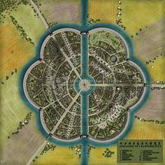 Mapa de Pirilampos