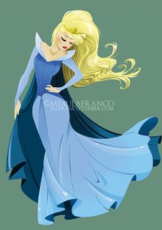 Princess Aurora.