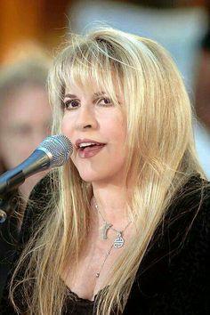 """Stevie on the 'Today Show' on September 2005 "" Rumours Album, Stevie Nicks Lindsey Buckingham, Stephanie Lynn, Rock Queen, Stevie Nicks Fleetwood Mac, Billy Joel, Digital Art Girl, Beautiful Voice, Today Show"