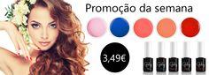 Esta semana no produto da semana, 5 cores fantásticas em verniz de gel !! Preço sem desconto: 5.95€ AGORA: 3.49€ Poderá adquiri las através do link do nosso site: http://biucosmetics.com/catalog-category-…/produto-da-semana Compre as já antes que esgotem!