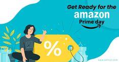Prime Time never looked better: Countdown begins for Amazon Prime Day 2020!  #amazonsellers #amazon #amazonfba #amazondeals #ecommerce #primeday #amazonprime #amazonprimeday #marketing #DigitalMarketing #amazonppc #business #sales Amazon Prime Day Deals, Amazon Deals, Amazon Fba, Sell On Amazon, Business Sales, Amazon Seller, Prime Time, Digital Marketing Services, Ecommerce