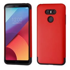 New arrival: MYBAT Dual Pro LG... Order now! http://www.myphonecase.com/products/mybat-dual-pro-lg-g6-case-red-black?utm_campaign=social_autopilot&utm_source=pin&utm_medium=pin