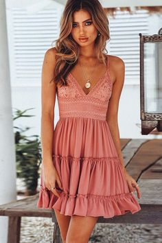 Cozy Dress Outfits To Wear This Summer. Here i will show you Fresh idea of cozy dress outfits to wear this summer Simple Dresses, Pretty Dresses, Casual Dresses, Short Dresses, Elegant Dresses, Formal Dresses, Romantic Dresses, Casual Outfits, Grunge Outfits