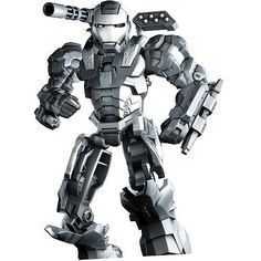 2 - Ironman 2  War Machine * Be sure to check out this awesome product.(It is Amazon affiliate link) #follow