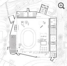 Floorplan: Nursery School in Japan by Takahashi Ippei