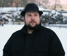 This is another image of Markus, I chose this image because this is the most well known and overused image of Markus ' Notch' Persson on the internet and the Minecraft community.