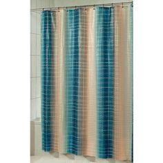 Mkmart Cannon Shower Curtain Variegated Stripe P 048W005778732001P