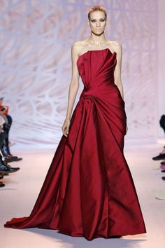 Zuhair Murad Fall/Winter 2014/2015 Haute Couture Collection