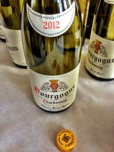 El Alma del Vino.: Domaine Matrot Bourgogne Chardonnay 2012.