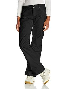Burton Womens Society Pant True Black Large * Check out this great product by click affiliate link Amazon.com