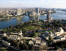 Egypt's main city and capital, Cairo, is located on the Nile River. There is good reason for this, as the river is a great resource for the city. The Nile River can provide the city with electricity, agricultural advancements, and means of transportation.