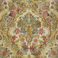 Lee Jofa TETBURY ROSE/AQUA Fabric