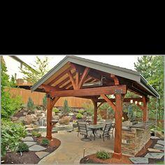 Outdoor Living - Outdoor Rooms - Outdoor Kitchens