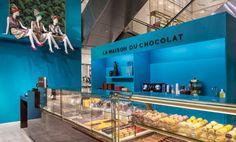 Corner Maison du Chocolat - Printemps Paris