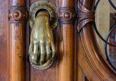 Door handles bullet