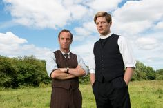 Period murder mystery drama Grantchester will return to ITV in 2015 for a second series!